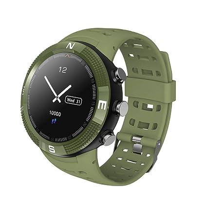 Amazon.com: Fitness Tracker Smartwatch GPS Pedometer IP68 ...