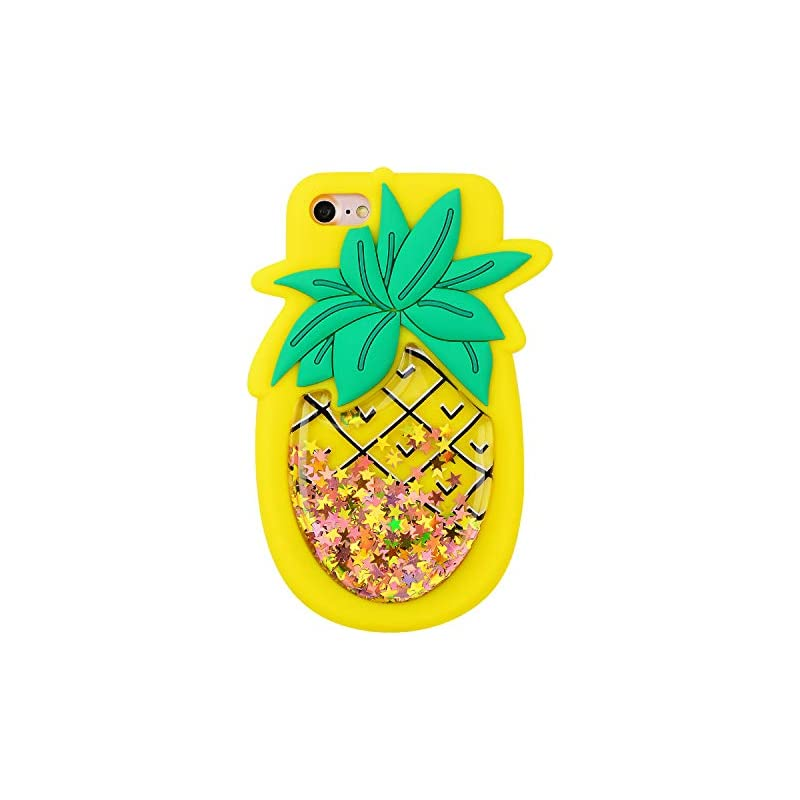 Quicksand Pineapple Case for iPhone 6 6S
