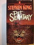 Pet Sematary, Stephen King, 0451132378