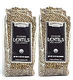 365 spaghetti - Organic Pardina Lentils 2 Pack 16 oz each