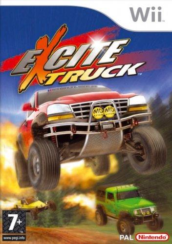 Excite Truck Nintendo Wii