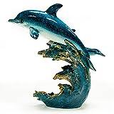 Glazed Blue Dolphin YX6310