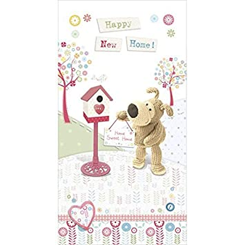 Boofle happy new home greeting card cute range greetings cards boofle happy new home greeting card cute range greetings cards m4hsunfo