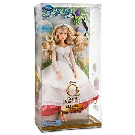 Disney Oz the Great & Powerful Movie 11 Inch Doll Glinda the Good]()