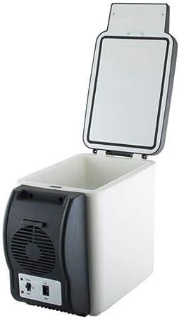 Mini 6L Refrigerator Fridge Portable Travel Auto Car Freezer Cooler Warmer-12V