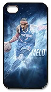 LZHCASE Personalized Protective Case For Iphone 6 Plus (5.5 Inch) Cover NBA New York Knicks Carmelo Anthony