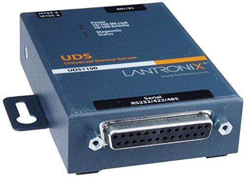 LANTRONIX UD1100001-01 Device Server 1PRT 10/100 RS232/422/485