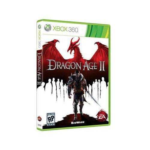 New Electronic Arts Dragon Age 2 Role Playing Game Xbox 3...
