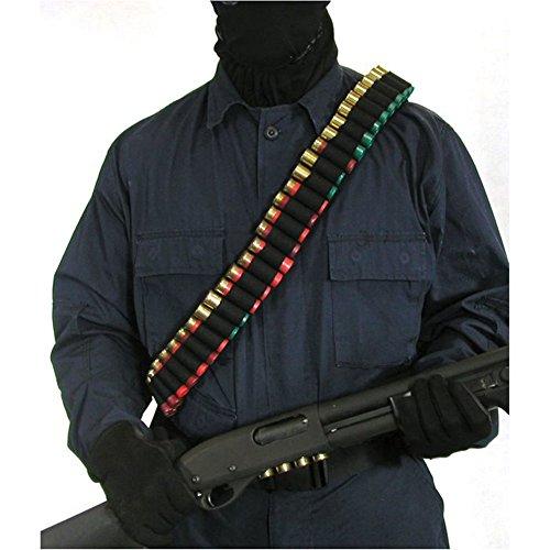 BlackHawk Shotgun Bandolier, Holds 55 Shells,