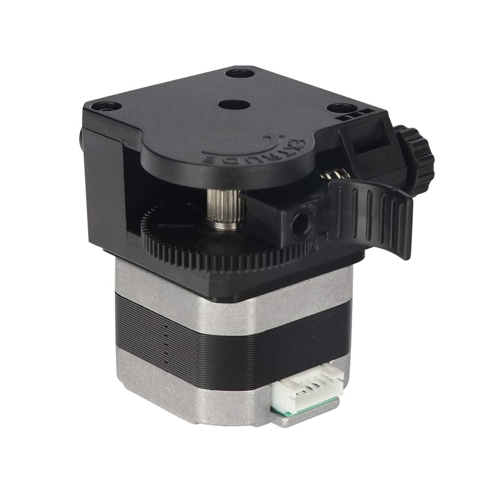 TRIGORILLA ANYCUBIC Titan Extruder with Stepper Motor for Remote or Short-Range 3D Printer 1.75mm//3mm PLA//ABS//PETG//TPU Filament