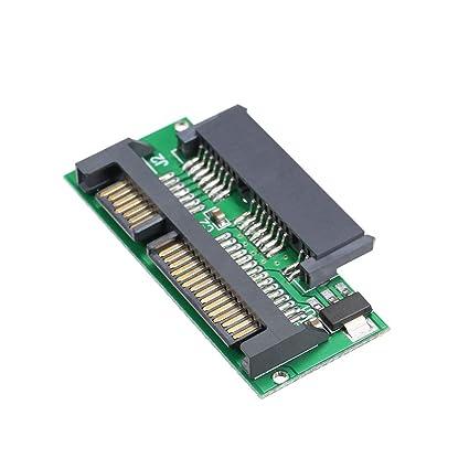 Grborn Micro SATA de 1.8 a Tarjeta de Adaptador de Disco Duro SATA ...