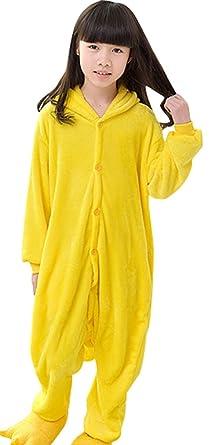 GILLBRO Pikachu Onesie Kigurumi pijama Unisex Adult traje de ...