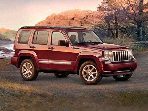 Home Comforts LAMINATED POSTER 2008 Jeep Liberty Car Poster