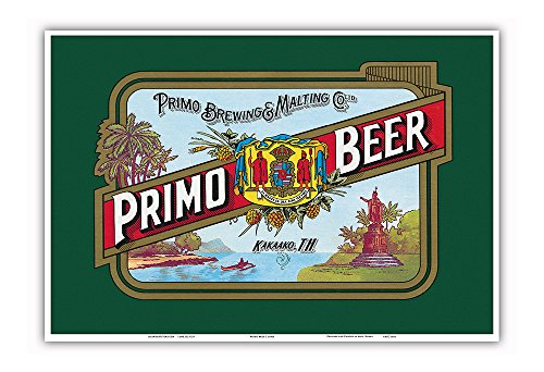 Primo Beer Can for sale | Only 3 left at -75%