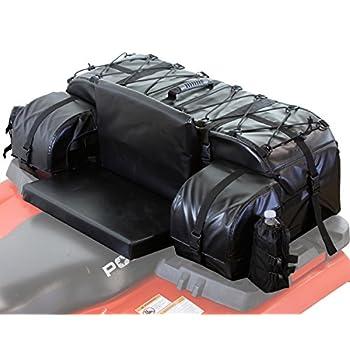 Image of ATV Tek ACBBLK Arch Series Black Cargo Bag Cargo Carriers
