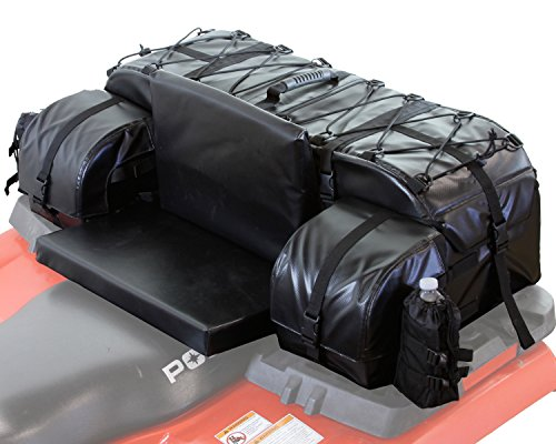 ATV Tek ACBBLK Arch Series Black Cargo Bag ()