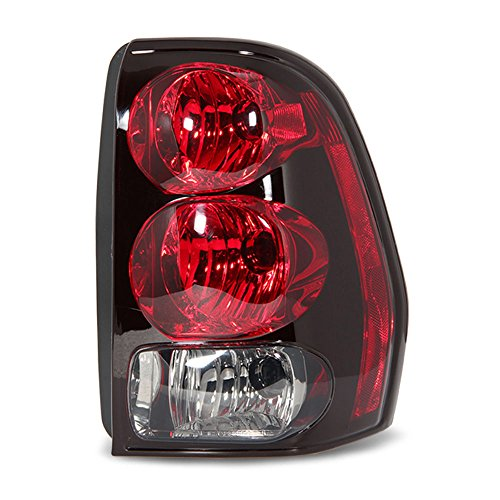 (ACANII - For 2002-2009 Chevy Trailblazer Rear Replacement Tail Light with Circuit Board - Passenger Side Only)