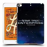 Official Star Trek Enterprise Key Art Hard Back Case Compatible for iPad Mini (2019)