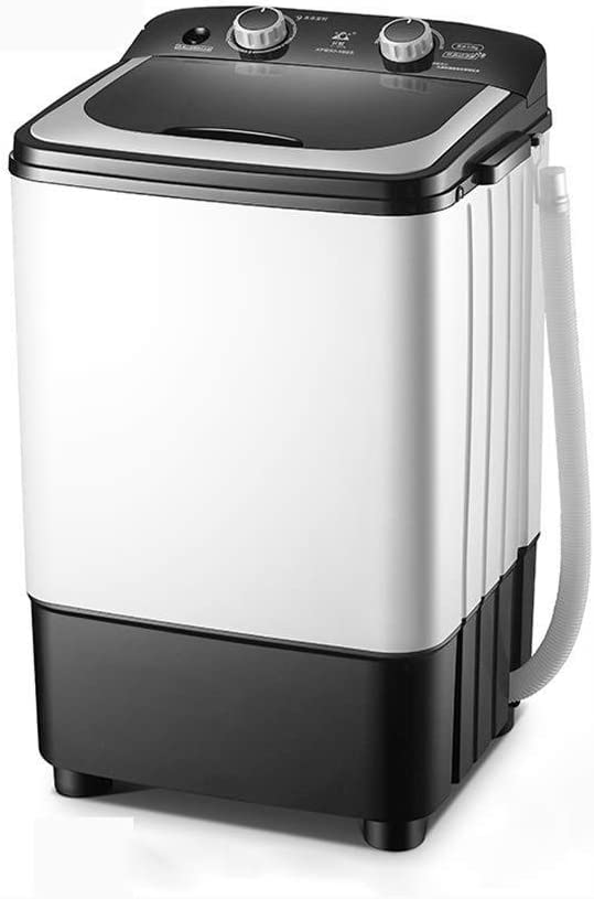 Lavadora portátil para camping/lavadora, carga alta/minilavadora, para Beauty Blender/silenciosa • Agua y ahorro energético