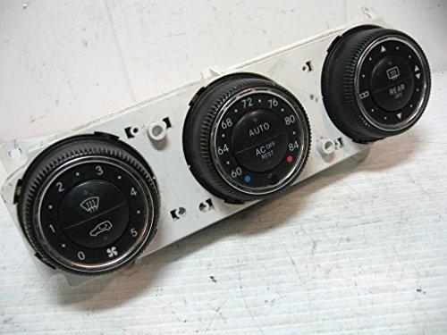 Benz Mercedes Climate Control (1638204389 W163 ML320 ML350 Mercedes Benz Climate Control Heater A/C dash unit module Temperature 02-04)