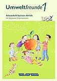 Umweltfreunde - Sachsen-Anhalt - Ausgabe 2016: 1. Schuljahr - Arbeitsheft: Mit Wegweiser Arbeitstechniken