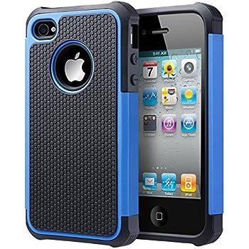 610dd96004bee7 Amazon.com  UARMOR Case for Apple iPhone 4   iPhone 4S
