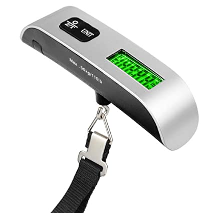 7240ae01dd68 Amazon.com: HYHD Luggage Scale Portable Digital Scale, Suitcase ...