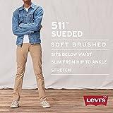Levi's Boys' Big 511 Soft Brushed Pants, Harvest