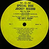 SOUNDTRACK Devol THE DIRTY DOZEN vinyl record