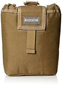 Maxpedition Rollypoly Folding Dump Pouch (Khaki)