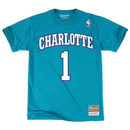 Muggsy Bogues Charlotte Hornets Mitchell & Ness NBA Men's