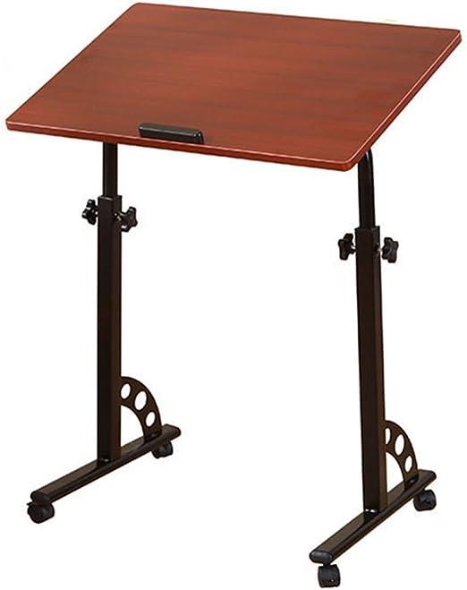 mesa plegable Escritorio móvil portátil, Escritorio de computadora ...