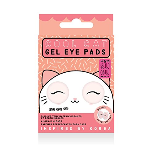 SUGU Cooling Eye Pads (Mask Glitter Eye)