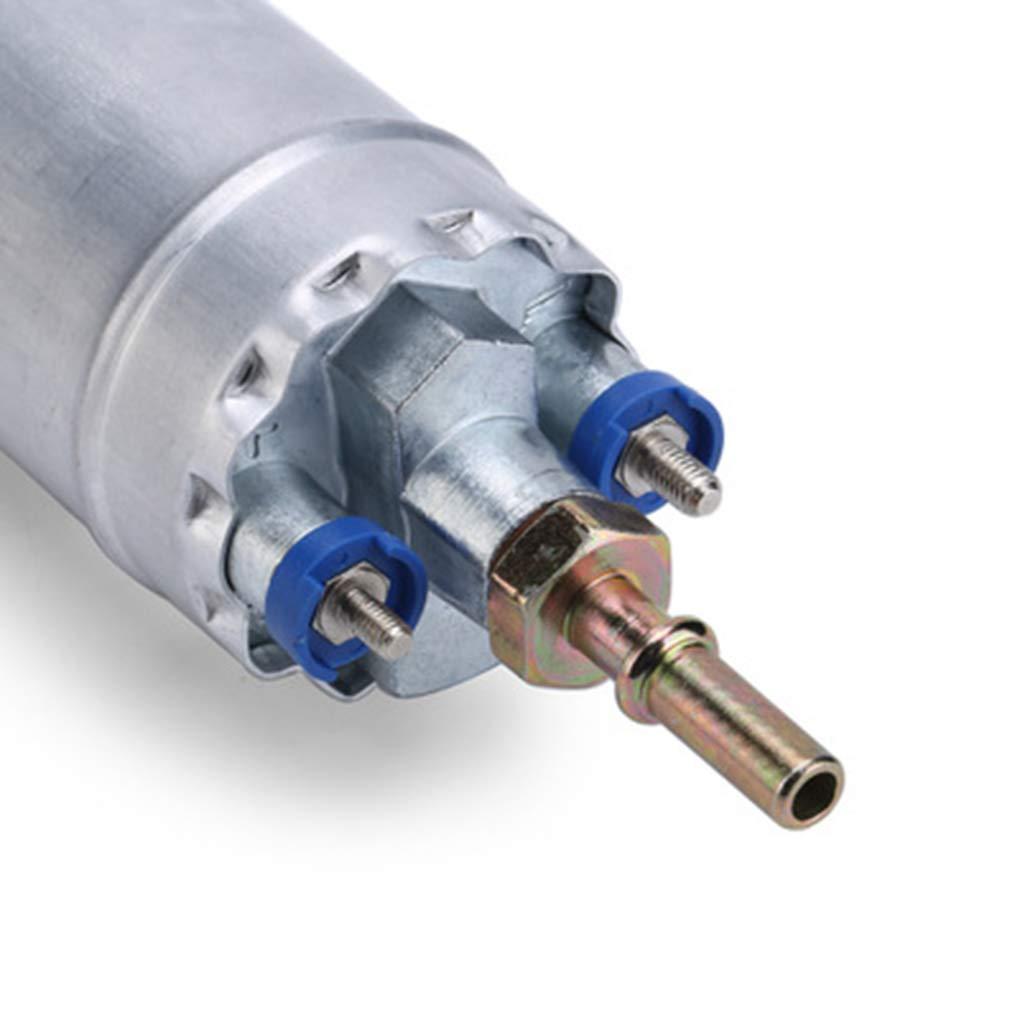 PRENKIN Kit de Aceite Diesel del Carro del Coche 12V el/éctrico de la Bomba de Combustible en l/ínea Reemplazo para Ford Mondeo 0580464075