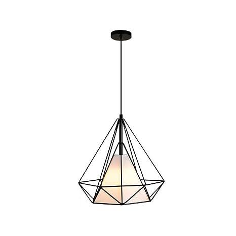 Amazon.com: Lámpara colgante de metal industrial E26 ...