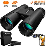 10x42 Roof Prism Binoculars for Adults %...