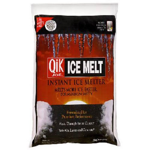 Ice Melter Milazzo (Milazzo Industries 30150 Qik Joe Instant Ice Melter, 50-Pound)