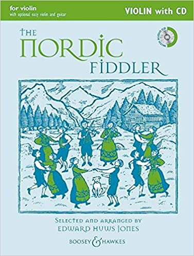 The Nordic Fiddler Violin Edition with CD