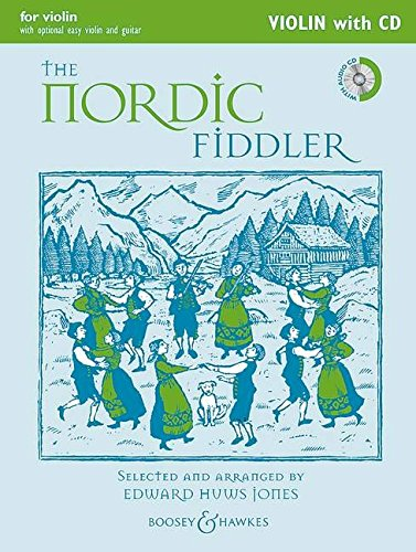 The Nordic Fiddler: Violin Edition with CD (Fiddler Collection)