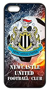 Forever Collectibles Newcastle United Logo Retro Snap-On Apple iPhone 5 & 5s Case