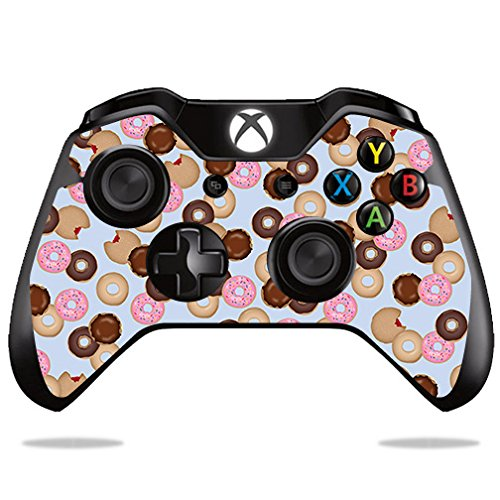 Price comparison product image Skin For Microsoft Xbox One/ One S Controller – Donut Binge | MightySkins Protective, Durable, and Unique Vinyl Decal wrap cover | Easy To Apply, Remove, and Change Styles | Made in the USA