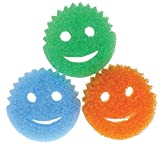 Scrub Daddy Colors, 3 Count