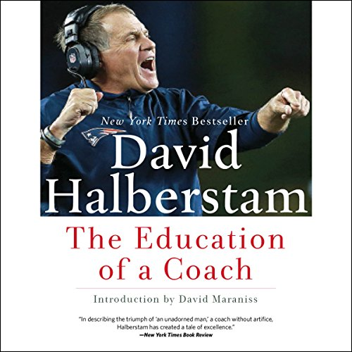 The Education of a Coach Audiobook [Free Download by Trial] thumbnail