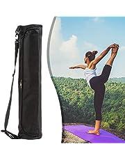 AOOCEEH Bolsa Yoga Funda Esterilla Yoga Bolsas de Yoga para Mujeres Ejercicio Mat Bolsa Yoga Mat Bolsa Grande Estera de Yoga con Bolsa de Transporte