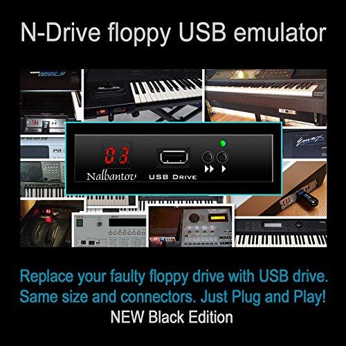 Nalbantov USB Floppy Disk Drive Emulator for Roland G600, G800, XP50, RA800