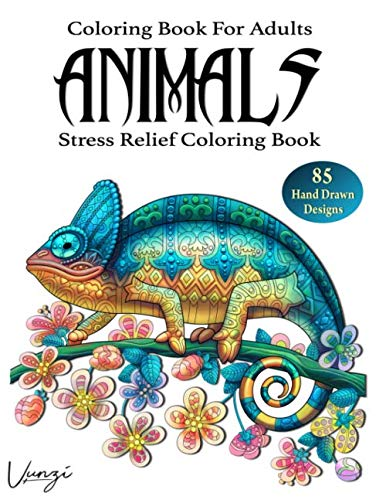 100 Best Animals Coloring Books Of All Time Bookauthority