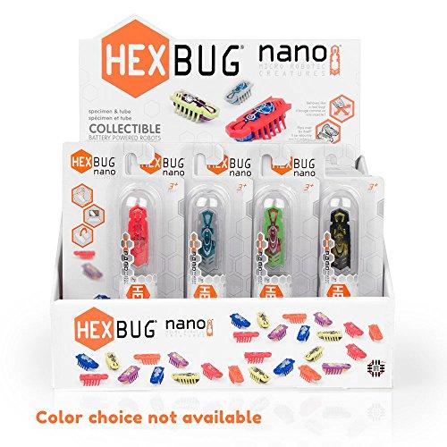 Hexbug Nano Random Color Import It All
