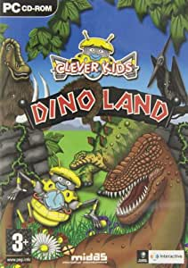 Clever Kids: Dino Land/Pc