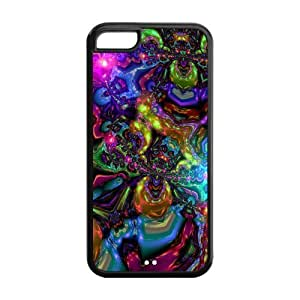 Customize Crazy Trippy TPU Case For iphone 6 (4.5)