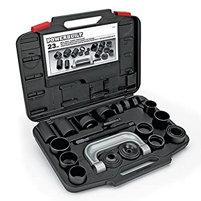 Alltrade 648617 Kit #46 Master Ball Joint / U-Joint Service Tool Set - 23 Piece